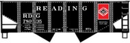 Accurail  HO Reading USRA 55-Ton Hopper ACU2509