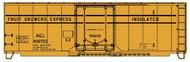 Accurail  HO Dd Aar Boxcar Fg/Acl ACU3130