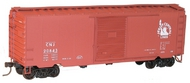 Accurail  HO 40' Ps-1 Steel Boxcar Nj ACU3451