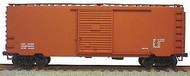 Accurail  HO Ho 40' Ps-1 Steel Boxcar Data ACU3499