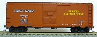 Accurail  HO Union Pacific 40' AAR Steel Boxcar ACU3504