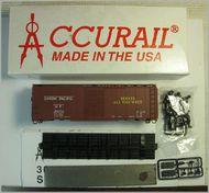 Accurail  HO 40' Aar Steel Boxcar Up ACU35041