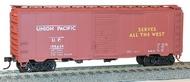 Accurail  HO 40' Aar Steel Boxcar Up ACU35049