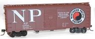 Accurail  HO 40' Aar Steel Boxcar Np ACU35221