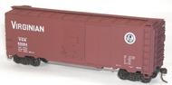 Accurail  HO 40' Aar Steel Boxcar Vgn ACU3542