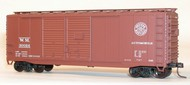 Accurail  HO Western Maryland 40' Dbl Door Steel Boxcar ACU3627