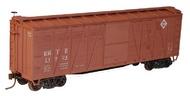 Accurail  HO 40'Ob Wood Boxcar Erie ACU4116