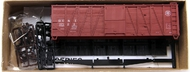 Accurail  HO 40'Wood Box Dt&I ACU4323