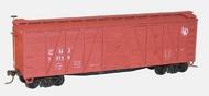 Accurail  HO 40'Ob Wood Boxcar Cnj ACU4510