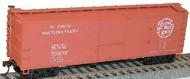 Accurail  HO Cotton Belt 40' USRA Dbl Sheath Wood Boxcar ACU4608