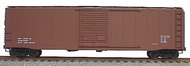 Accurail  HO Data Only Mineral Red 50' AAR Riveted Boxcar (D)<!-- _Disc_ --> ACU5098