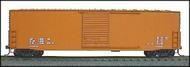 Accurail  HO 50' Mod Ws Boxcar Data Oxid ACU5799