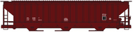 Accurail  HO Data Only Mineral Red Pullman Standard 4750 Grain Hopper (Re-Issue) CANCELLED ACU6598