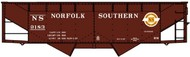 Accurail  HO Norfolk Southern 50-Ton Offset-Side Twin Hopper ACU7735