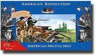 Accurate Figures  1/32 American Militia 1776 AFL3201