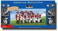 Accurate Figures  1/32 British Infantry 1776 AFL3208