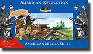 Accurate Figures  1/32 American Militia Men Series II AFL3209
