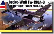 Accurate Miniatures  1/48 Focke Wulf Fw.190A-7- Net Pricing ATE480402