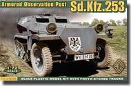 Ace Plastic Models  1/72 Sd.Kfz.253 Armored Observation Post AMO72239