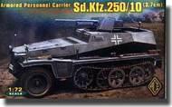 Ace Plastic Models  1/72 Sd.Kfz.250/10 (3.7Cm) APC AMO72253
