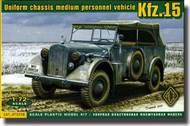 Ace Plastic Models  1/72 Kfz.15 Horsch medium personnel vehicle AMO72258