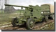 Ace Plastic Models  1/72 52K 85mm Soviet Mod 1939 Late Production Heavy Anti-Aircraft Gun AMO72274