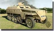 Ace Plastic Models  1/72 Sd.Kfz.250/1 (neu) Light Armored Personnel Carrier AMO72275