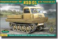 Ace Plastic Models  1/72 Raupenschlepper Ost (RSO) Type 1 WWII Tracked Vehicle w/Flotation AMO72277