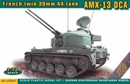 Ace Plastic Models  1/72 AMX-13 DCA French twin 30mm AA tank. D ACE72447