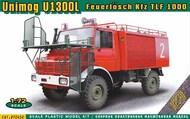 Ace Plastic Models  1/72 Unimog U1300L Feuerlosch Kfz TLF1000 ACE72452