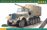 Sd.Kfz.6/3 DIANA 7.62cm FK.36 (R) on mZgkw 5t - Pre-Order Item #AMO72574