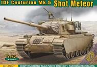 Ace Plastic Models  1/72 IDF Centurion Mk.5 Shot Meteor AEC72427