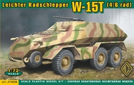 Ace Plastic Models  1/72 W-15T (4/6 rad) Leichter Radschlepper AEC72538