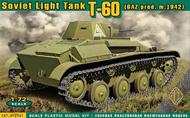 Ace Plastic Models  1/72 Russian T-60 (GAZ prod., m.1942) AEC72541