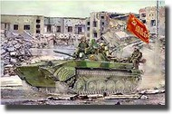 Ace Plastic Models  1/72 BMP-1 'in Action' IFV AMO72107