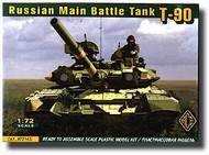 Ace Plastic Models  1/72 T-90 Main Battle Tank AMO72163