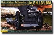 Ace Plastic Models  1/72 10.5 cm leichte Feldhaubitze 18 le.F.H.18/18M AMO72216