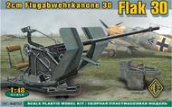 Ace Plastic Models  1/48 2cm Flak 30 Gun AMO48102