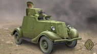 Ace Plastic Models  1/48 FAI-M Soviet Light Armored Car AMO48107