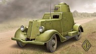 Ace Plastic Models  1/48 Ba-20 Late Production Light Armored Car AMO48109