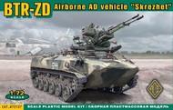 Ace Plastic Models  1/72 BTR ZD Skrezhet Airborne AD Vehicle (D)<!-- _Disc_ --> AMO72127
