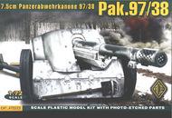 Ace Plastic Models  1/72 PAK. 97/38 7.5cm AMO72223