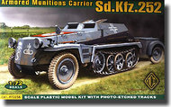 Ace Plastic Models  1/72 Sd.Kfz.252 Armored Munitions Carrier AMO72238