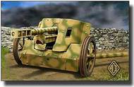 Ace Plastic Models  1/72 German 7.5cm Pak 40 Anti-Tank Gun AMO72246