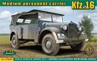 Ace Plastic Models  1/72 Kfz. 16 Medium Personnel Carrier (D)<!-- _Disc_ --> AMO72259