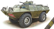 Ace Plastic Models  1/72 XM706E1 (V100) Commando Armored Patrol Car AMO72431