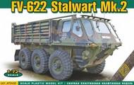 Ace Plastic Models  1/72 FV622 Stalwart Mk 2 British Amphibious Military Truck AMO72432