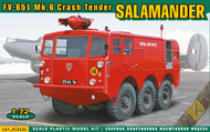 FV-651 Mk.6 Salamander crash tender (Fire Engine) #AMO72434