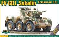 Ace Plastic Models  1/35 1/72 FV601 Saladin Armored Car AMO72435