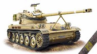 AMX-13/75 French light tank #AMO72445